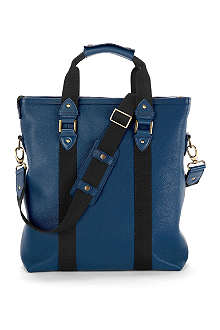 ASPINAL W1 textured leather tote