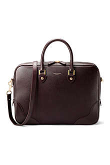 ASPINAL OF LONDON Mount Street cross-body laptop and document bag
