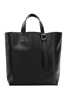 ASPINAL 'A' leather tote bag