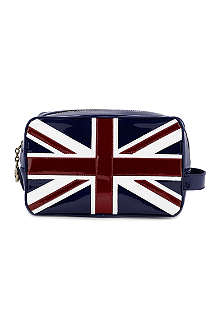 ASPINAL Brit cosmetics case