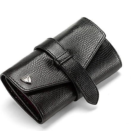 ASPINAL Travel jewellery roll