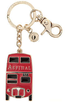 ASPINAL London Bus key ring