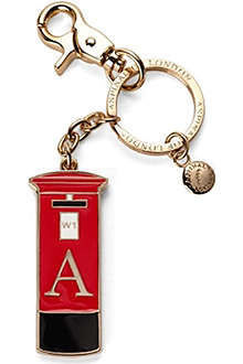 ASPINAL London Post Box key ring