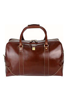 ASPINAL OF LONDON Weekender travel bag