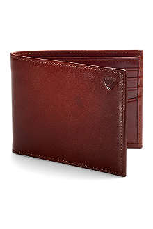 ASPINAL Billfold leather wallet
