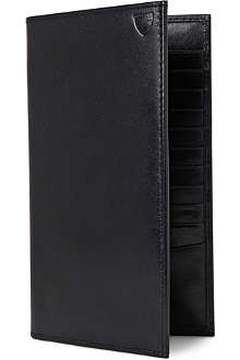 ASPINAL OF LONDON Leather breast wallet
