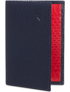 ASPINAL OF LONDON Leather card case