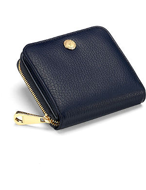 ASPINAL OF LONDON Katie leather coin purse wallet