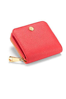 ASPINAL Katie leather coin purse wallet