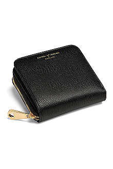 ASPINAL Mini Continental leather coin purse