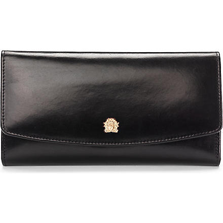 ASPINAL OF LONDON Brook Street leather purse