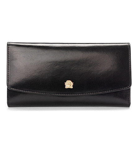 ASPINAL OF LONDON Brook Street leather wallet