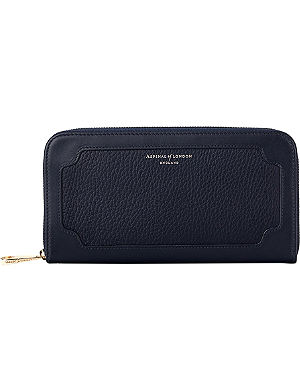 ASPINAL OF LONDON Marylebone leather wallet