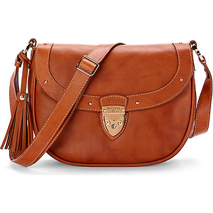 ASPINAL OF LONDON Portobello saddle bag