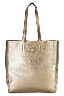 ASPINAL OF LONDON Essential leather tote
