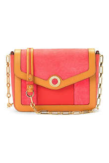 ASPINAL Victoria leather shoulder bag