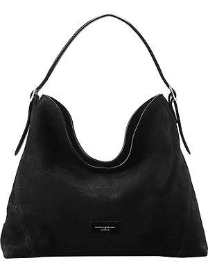 ASPINAL OF LONDON Leather hobo bag