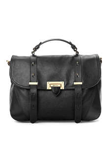 ASPINAL OF LONDON Mollie leather satchel