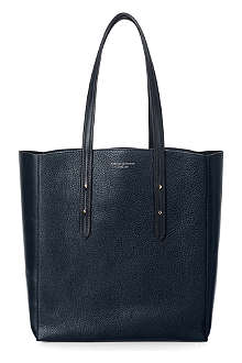 ASPINAL Essential leather shopper