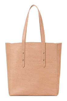 ASPINAL OF LONDON Essential leather shopper