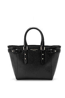 ASPINAL OF LONDON Marylebone mini leather tote
