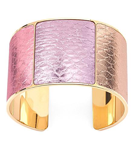 ASPINAL OF LONDON Minerva cuff bracelet (Multi