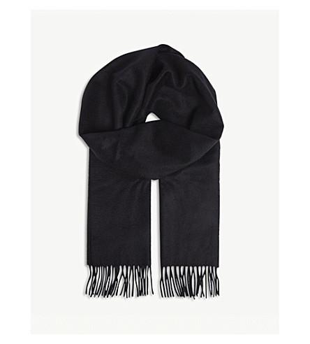 ASPINAL OF LONDON Cashmere scarf
