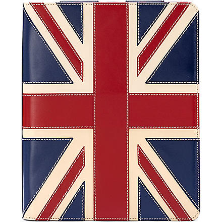 ASPINAL OF LONDON Brit leather iPad 3 Stand-Up case (Brit