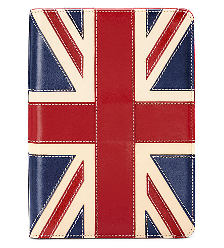 ASPINAL OF LONDON Brit ipad mini stand up case (Brit
