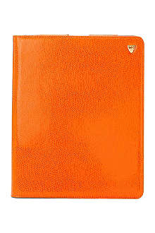 ASPINAL OF LONDON Leather iPad 3 stand-up case