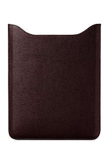 ASPINAL iPad mini saffiano leather sleeve