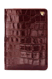 ASPINAL iPad Mini mock-croc leather Stand-Up case