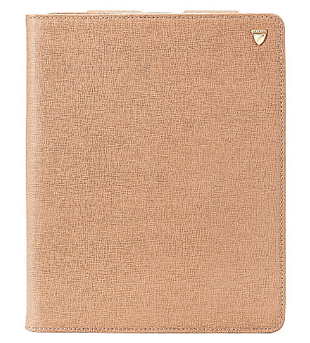 ASPINAL OF LONDON iPad air deer saffiano leather stand-up case (Deer