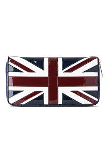 ASPINAL Brit travel wallet