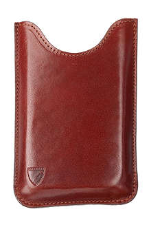 ASPINAL Leather iPhone 4 case