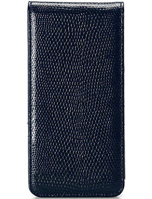 ASPINAL OF LONDON iPhone 5 flip case wallet