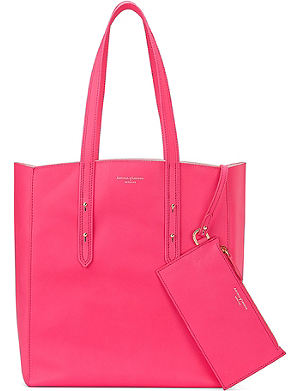 ASPINAL OF LONDON Essential calf leather tote bag