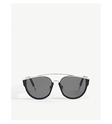 GENTLE MONSTER Loe.S pilot-frame sunglasses