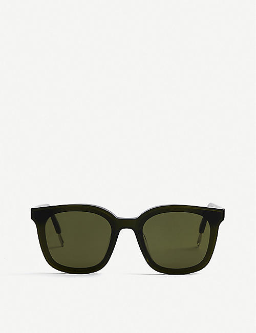 cf05ffd521 GENTLE MONSTER - Papas acetate and metal sunglasses