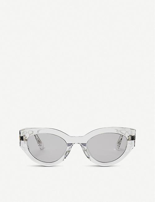 700567fa60 GENTLE MONSTER Tazi acetate sunglasses