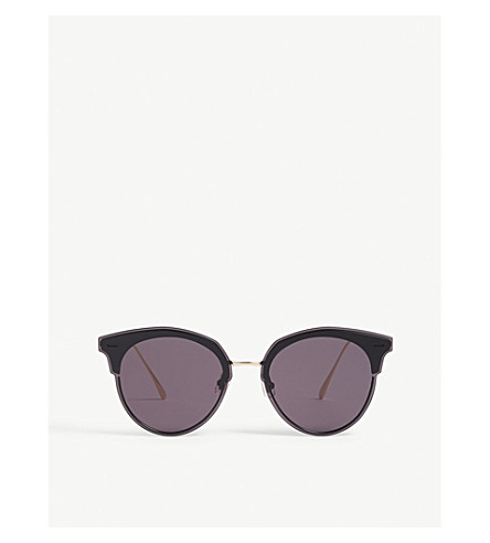 GENTLE MONSTER Tool cat eye-frame sunglasses