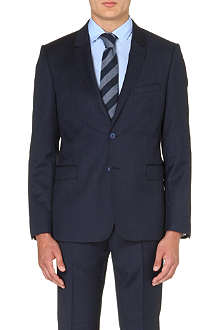 TED BAKER Decjac single-breasted wool suit jacket