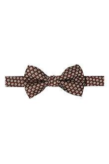 TED BAKER Calbow polka dot bowtie