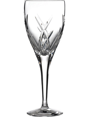 JOHN ROCHA @ WATERFORD Signature crystal wine glass set of two