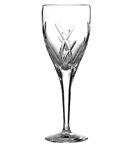 Wedgwood signature crystal wine glass set of two - Wedgwood crystal wine glasses ...