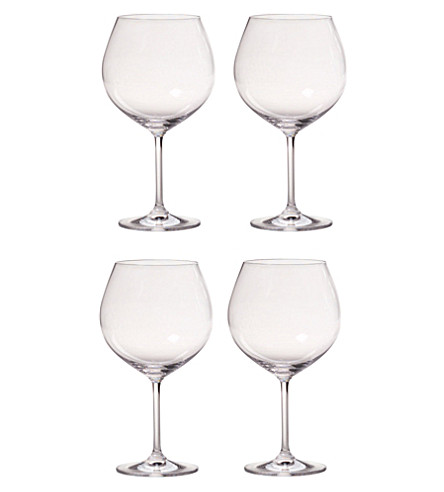 WATERFORD Marquis Vintage aromatic red wine glass set of 4
