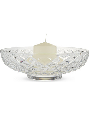 WATERFORD Illuminology Diama candle bowl