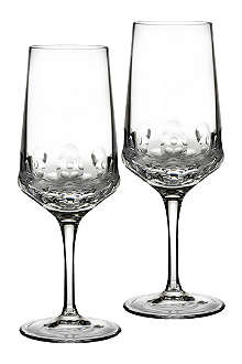 JOHN ROCHA @ WATERFORD Wine glasses set of two