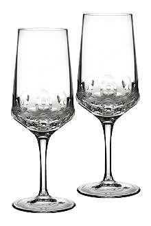 JOHN ROCHA @ WATERFORD Wine glasses set of two