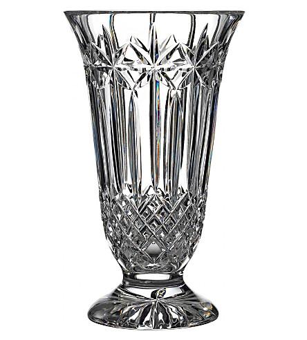 WATERFORD Heritage Starburst vase 21cm